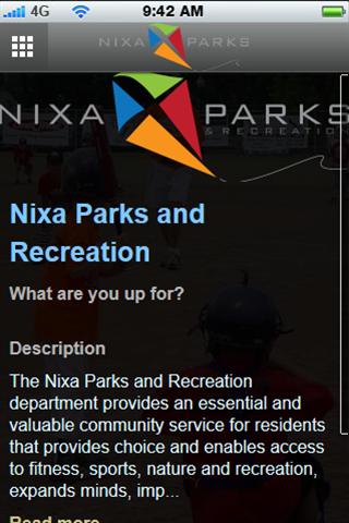 Nixa Parks Rec