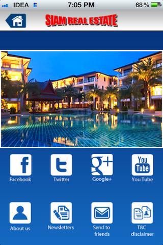 Siam Real Estate- screenshot