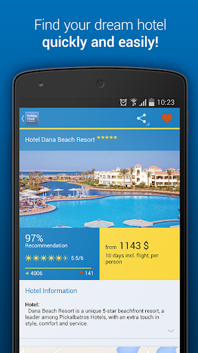 HolidayCheck - Hotels Travel