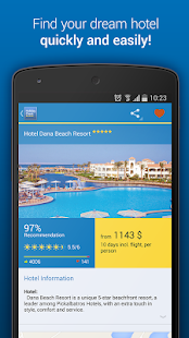 HolidayCheck - Hotels & Travel - screenshot thumbnail