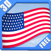 3D FLAGS USA FREE