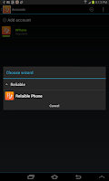 Screenshot of RPhone