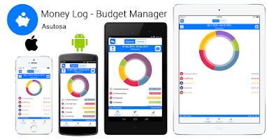 Screenshot of Money Log : Budget Manager