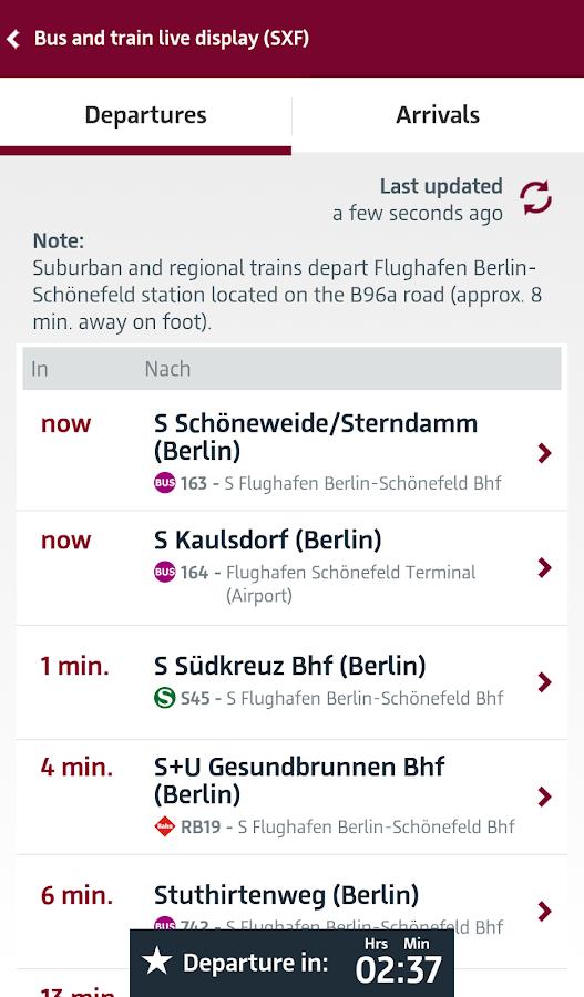 Berlin Airport (SXF/TXL)- screenshot