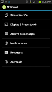 Notidroid - Noticias Android- screenshot thumbnail