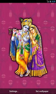 radha krishna live wallpaper apk
