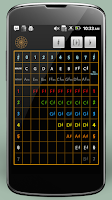 Screenshot of Circle of 5ths
