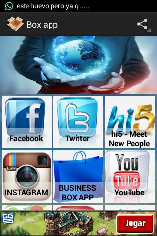 Box app 40.0 screenshots 1