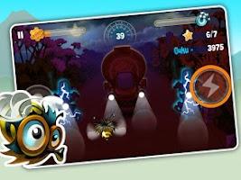 Screenshot of Bumblebee Race Survival