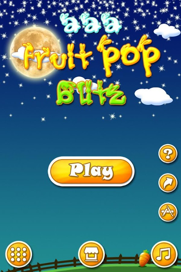 AAA Fruit POP Blitz - screenshot