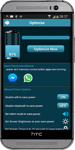 Boost My Battery HD