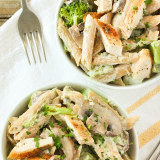 Chicken and Broccoli Penne