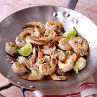 Spicy Shrimp Stir-Fry.
