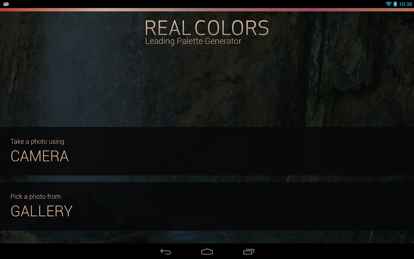 Real Colors Pro - screenshot