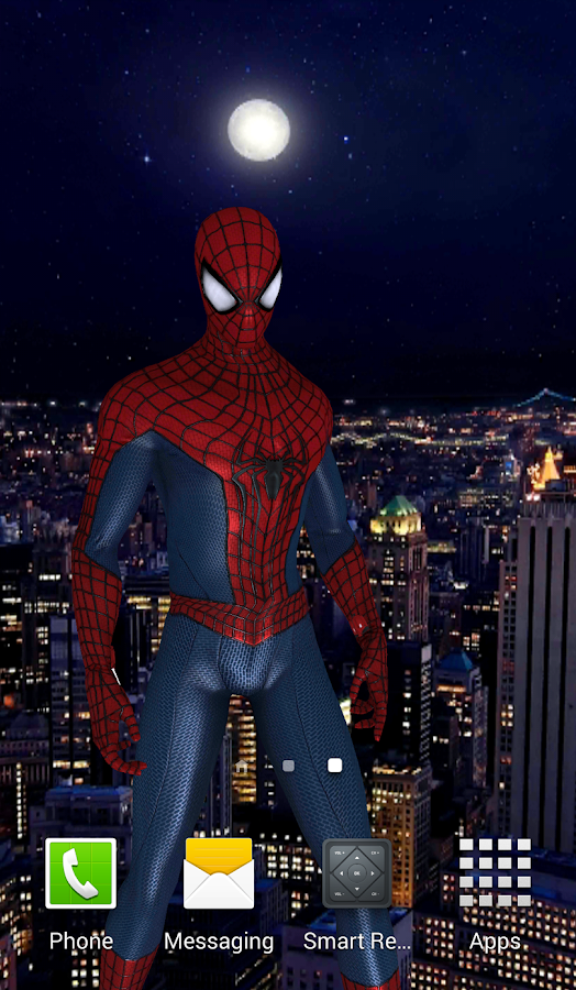 Amazing Spider-Man 2 Live WP- screenshot