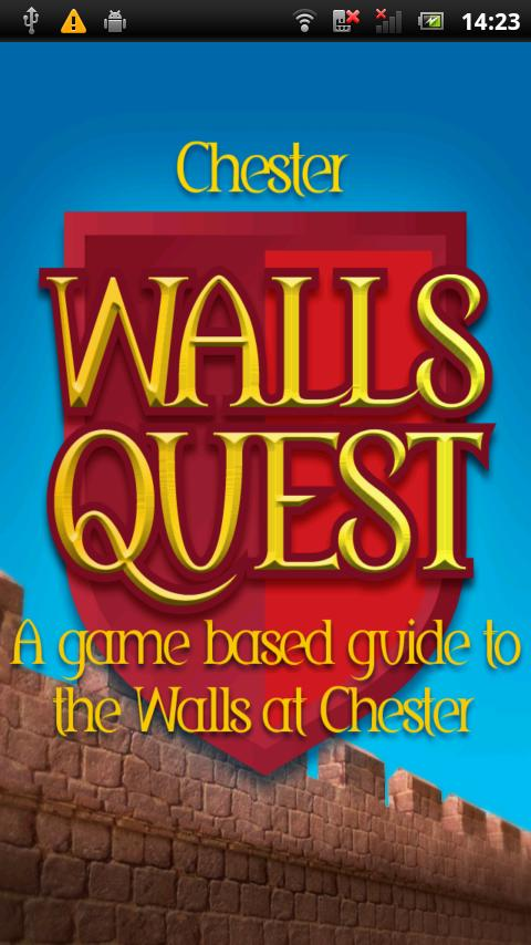 Chester Walls Quest- screenshot