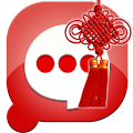 Free Easy SMS Chinese Knot theme APK for Windows 8