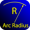 Arc Radius icon