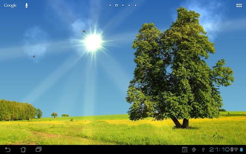 True Weather LWP Free- screenshot thumbnail