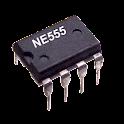 Timer 555 icon