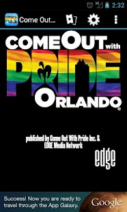 Come Out With Pride - screenshot thumbnail