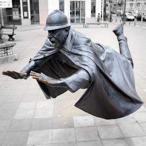 -15- by Krishna & Garuda (Adrian Radu) - City,  Street & Park  Street Scenes