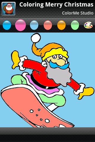 Coloring: Christmas