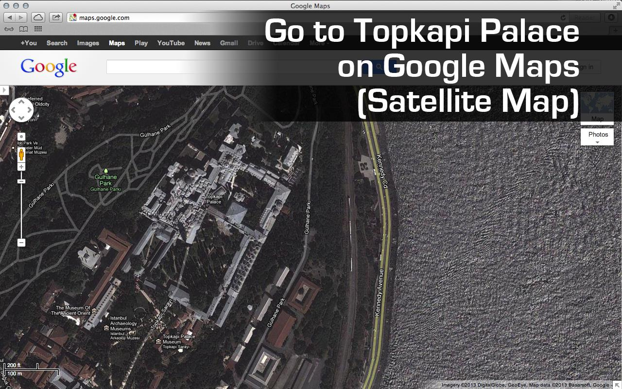 Topkapi Palace AR- screenshot