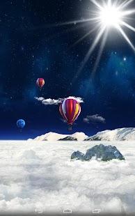 Twilight Sky Live Wallpaper - náhled