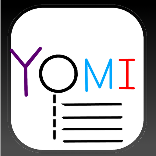 Yomi Notes for Smartphones LOGO-APP點子