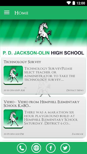 P. D. Jackson-Olin
