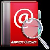 address checker