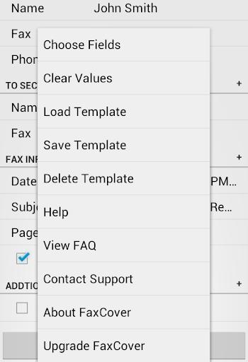 玩免費商業APP|下載FaxCover Pro Create Cover Page app不用錢|硬是要APP