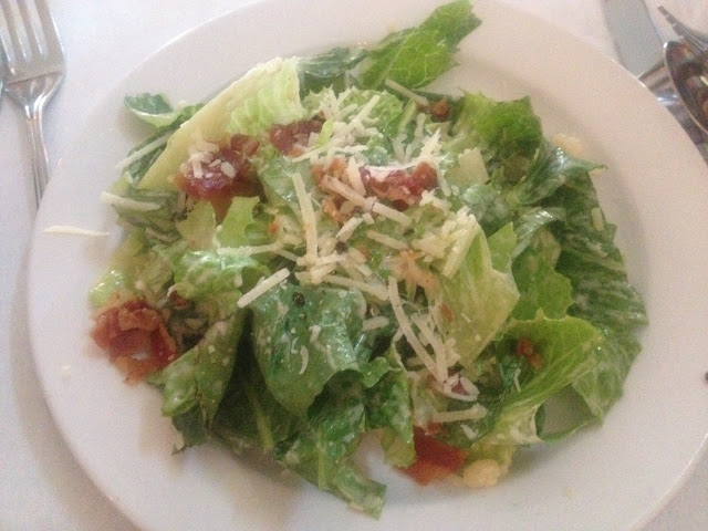 The Gf caesar. Yumm!