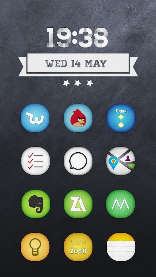 KooGoo - Icon Pack - screenshot
