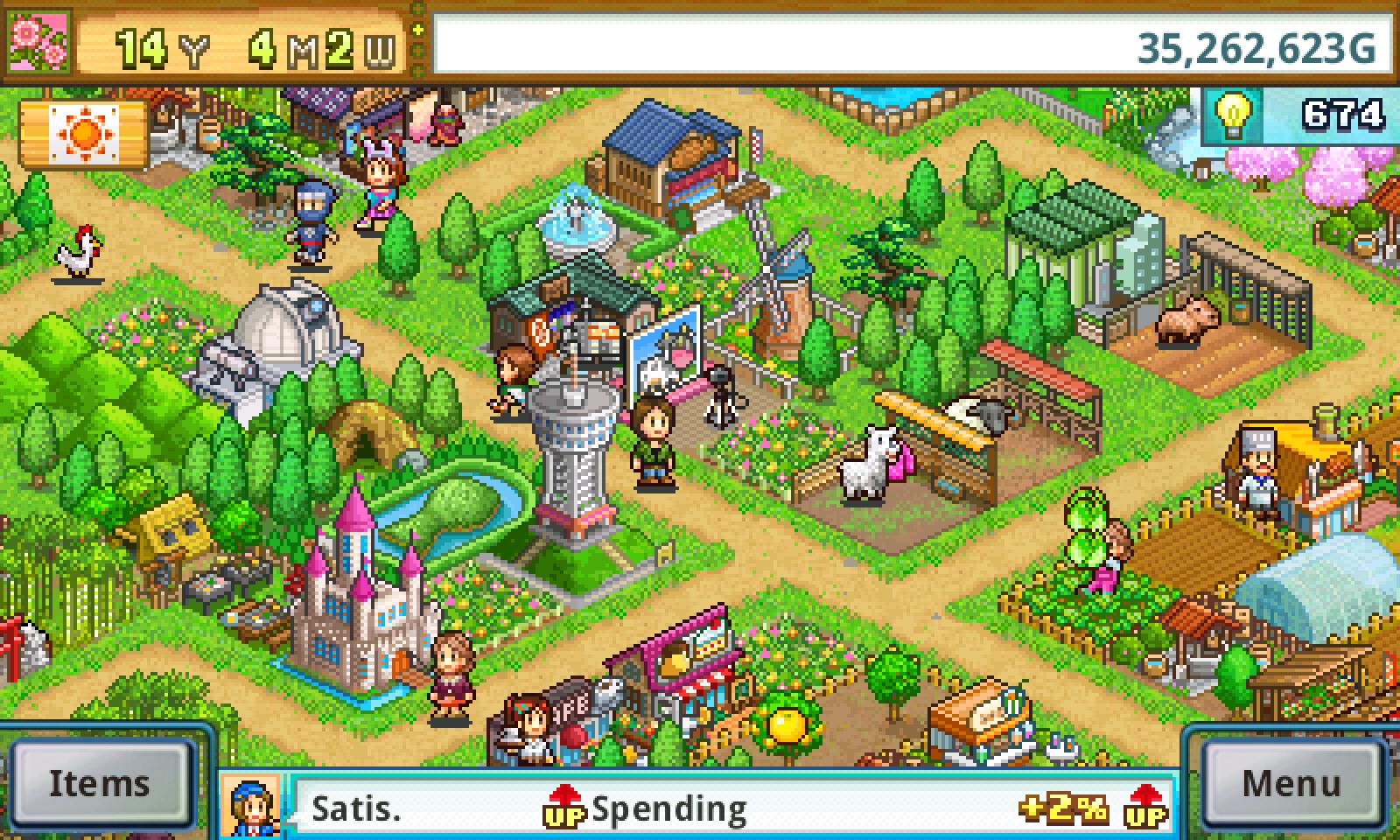 Pocket Harvest screenshot #14