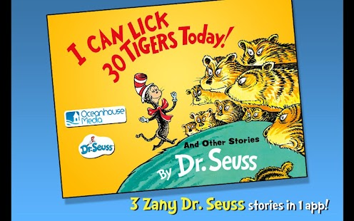 I Can Lick 30 Tigers Today! - náhled