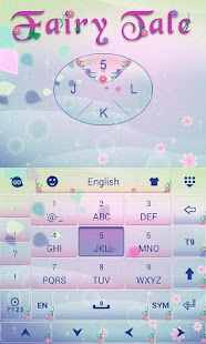 Fairy Tail Go Keyboard Theme - screenshot thumbnail