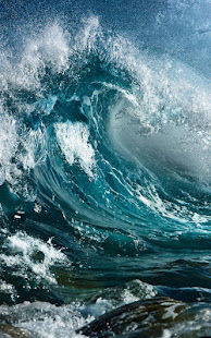 Waves Live Wallpaper 3