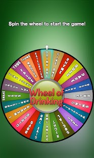 Wheel of Drinking - screenshot thumbnail