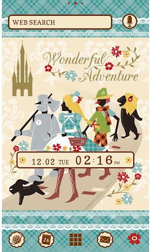 CuteTheme-Wonderful Adventure- 1.0.1 Windows u7528 1