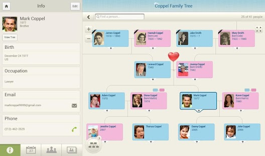MyHeritage - Family Tree Screenshot 21