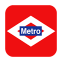 Metro de Madrid icon