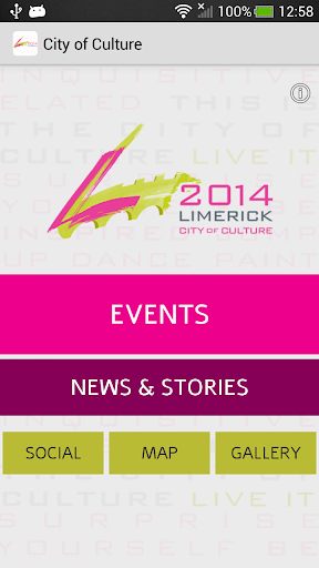 Limerick City of Culture 2014