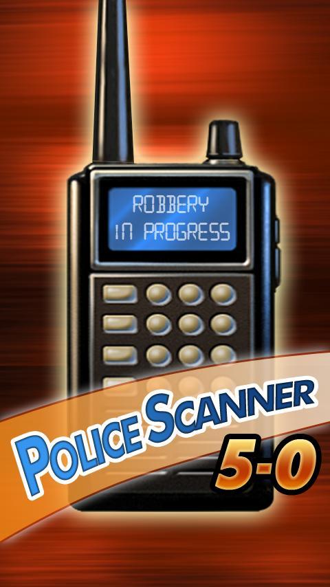 Police Scanner 5-0 Screenshot
