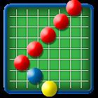 Klassische Farbzeilen Puzzle icon