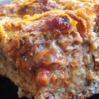 Paleo Savory Breakfast Casserole