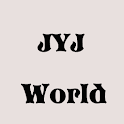 Kpop JYJ world logo