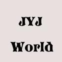 Kpop JYJ world logo