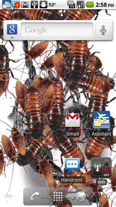 Infestation Free LW- screenshot